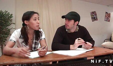 Lujuriosa chica tatuada adora la doble videos de lesbianas xxx en español penetración